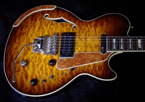 Chris George Variax Equipped