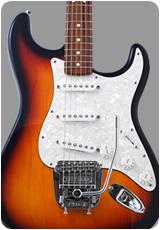 S-Style Stetsbar on Fender Stratocaster