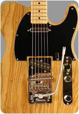 T-Style Stetsbar on Fender Telecaster